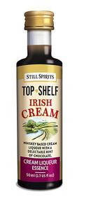 Top Shelf Irish Cream
