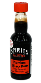 Spirits Unlimited Premium Black Rum
