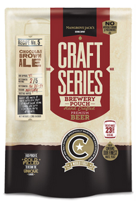 Mangrove Jack's Craft Series Choc Brown Ale (N5)