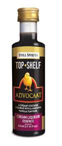 Top Shelf Advocaat Liqueur