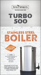 Still Spirits Turbo 500. 25L Boiler Item Code 51000