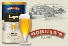 Morgans Blue M/Tain Lager Beer Kit 1.7Kg   Item Number: H866