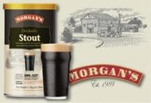 Morgans Dockside Stout Beer Kit 1.7Kg   Item Number: H868