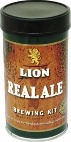 Lion Real Ale Beer Kit 1.7Kg