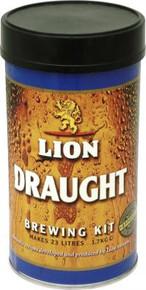 Lion Draught Beer Kit 1.7Kg