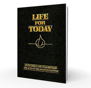 Book - Life for Today Acts Edition