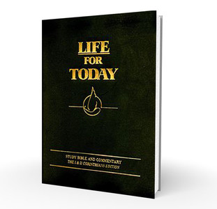 Book - Life for Today I and II Corinthians Edition