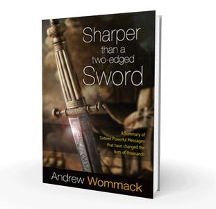 Book - Sharper Than A Two-Edged Sword