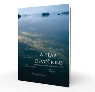 Book - Year Of Devotions