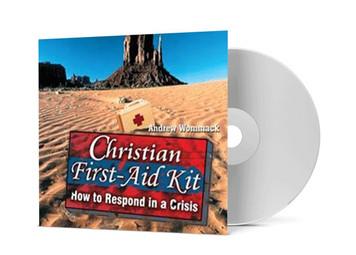 CD Album - Christian First-Aid Kit