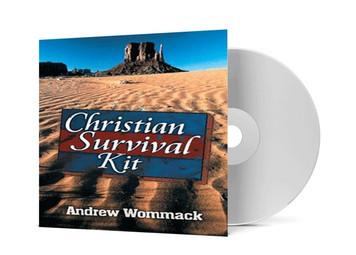CD Album - Christian Survival Kit