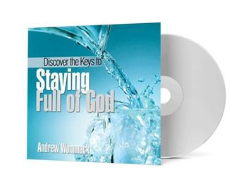 CD Album - Discover The Keys Of Staying Full Of God