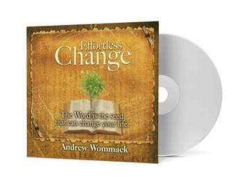 CD Album - Effortless Change