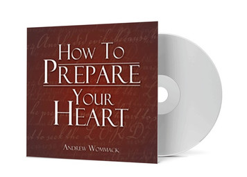 CD Album - How To Prepare Your Heart