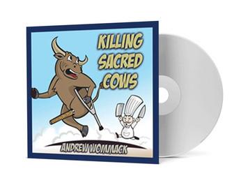 CD Album - Killing Sacred Cows
