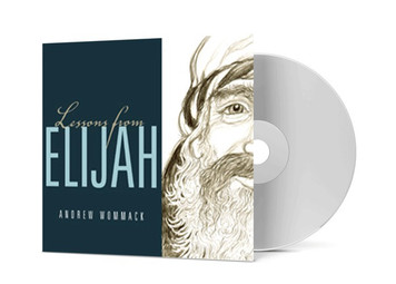 CD Album - Lessons From Elijah