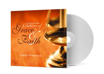 CD Album - Living In The Balance Of Grace And Faith