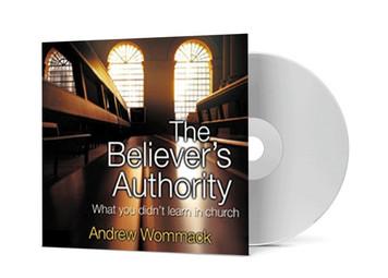 CD Album - The Believer's Authority