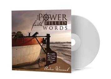 CD Album - The Power Of Faith Filled Words