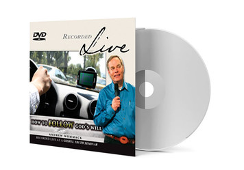 DVD LIVE Album - How To Follow God's Will