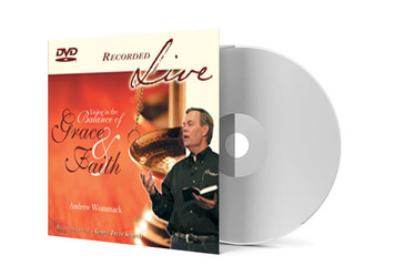 DVD LIVE Album - Living In The Balance Of Grace And Faith