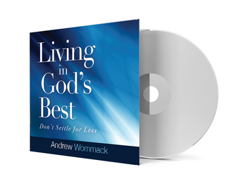 DVD TV Album - Living in God's Best