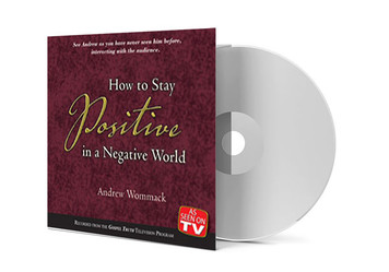DVD TV Album - How To Stay Positive In A Negative World