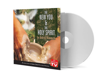 DVD TV Album - The New You & The Holy Spirit