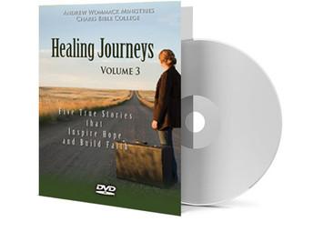 DVD Album - Healing Journeys Volume III