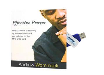 Effective Prayer - MP3 USB Drive