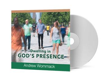 CD Album - Dwelling In God`s Presence