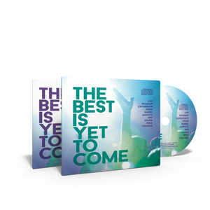THE BEST IS YET TO COME ON CD