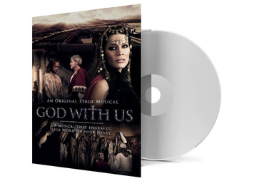 DVD - God With Us - Stage Production