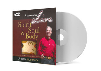 DVD LIVE Album: Spirit, Soul & Body