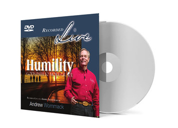 DVD LIVE Album - Humility: God's Path to More Grace