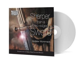 CD Album - Sharper Than a Two Edged Sword