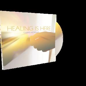 Healing Is Here Worship CD
