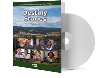DVD Album - Destiny Stories Volume II
