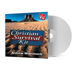 TV DVD Album - Christian Survival Kit