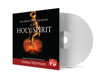 DVD TV Album - The Present Day Ministry of the Holy Spirit