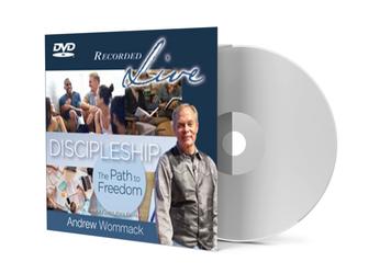 DVD LIVE Album - Discipleship: The Path to Freedom