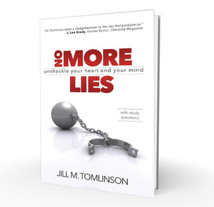 No More Lies - Jill Tomlinson