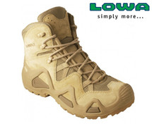 Lowa Zephyr Mid Desert Boots