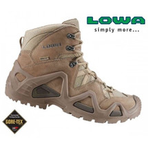 Lowa Zephyr Mid Coyote Boots Gore-Tex® Lined