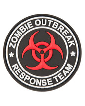 Zombie Outbreak Army Tactical Patch