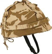M1 Plastic Helmet & Cover - Desert