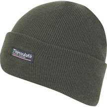 Thinsulate Bob Hat in green