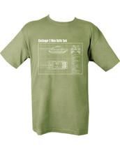 Kombat Challenger 2 Tank T Shirt