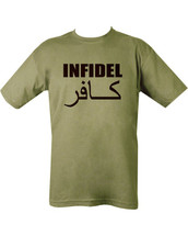 Kombat Infidel T shirt