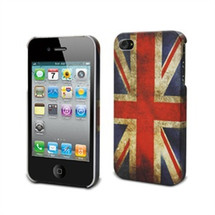 VINTAGE IPHONE CASE IN UNION JACK DESIGN